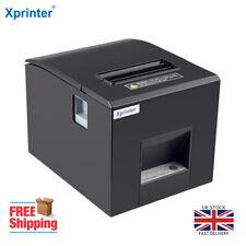 POS Receipt Printer USB,Serial,Lan 58-80mm Thermal Till Receipt Printer Xprinter