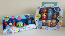 In the Night Garden Ninky Nonk Train & Figures Set Iggle Piggle Upsy Daisy New