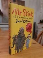David Walliams Mr Stink First Edition First Printing 2009