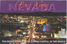 Las Vegas Strip Casino Hotels Nevada Postcards Postcard Set of 10