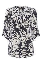 V Neck Floral Singlepack Tops & Shirts for Women