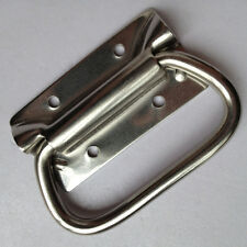 Practical 1Pcs Stainless Steel 4x1.8 Inch 90 Degree Puller Boxes Chest Handle