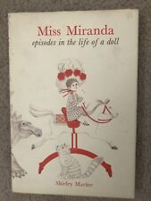 Miss Miranda episodes In the life of a doll By Shirley Marine 1971