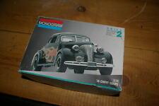 Modellbausatz Monogram Chevy Coupe 39 1:24 # 2719