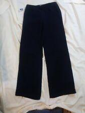 Adrienne Vittadini Women's Size 2 Navy Dress Slacks Side Zip NWT