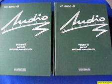 Audio Informe Año 1991-1992 2 Volúmenes New libro encuadernado Números 108-118