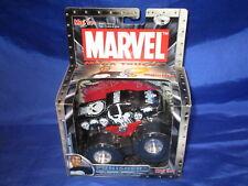 Marvel Mega Trucks Motorized Jeep Punisher Series 1 Still Sealed Maisto 2002