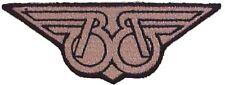 Buckaroo Banzai - BB Wings Logo - gestickter Aufnäher  -Patch für Uniform