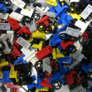 Used LEGO® - 500g-Packs - Car-Parts - 3829c01 - Lenkrad 1 x 2