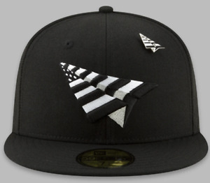 PAPER PLANES x NEW ERA 59FIFTY THE ORIGINAL CROWN FITTED- GREEN UNDERVISOR 7-3/4