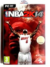NBA 2K14 PC Completo Retro Videogame Videojuego Perfecto Estado Mint State SPA