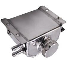 Universal 1L Kühlmittel Kühler Überlauf Recovery Wassertank Aluminium Flasche