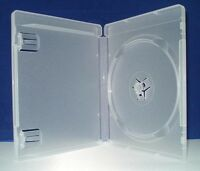 50 New High Quality Playstation 3 PS3 Game Case, Clear W/Sleeve-PS3