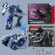 TRANSFORMERS SHOCKWAVE MB-04 DARK OF THE MOON ACTION FIGURE K.O TAKARA TOMY TOY