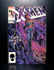 COMICS: Marvel: Uncanny X-Men #198 (1985), Barry Windsor- Smith art - RARE