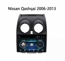 Nissan Qashqai 2006-2013 1 J10 Multimedia Video Player Navigation GPS Radio