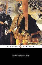 The Metaphysical Poets edited by Helen Gardner (Penguin Pb 1976)