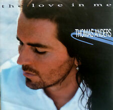 """7"""" 1994 RARE VG+++ ! THOMAS ANDERS (= MODERN TALKING ) The Love In Me"""