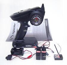 Kyosho 2.4Ghz Transmitter Receive Servo 2.4Ghz Fit Tamiya Cc-01 Tt-01 Gb-01