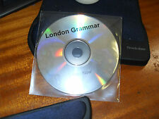 London Grammar - Hey Now - CD Promo 1 track