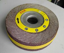 "NEW Flap Wheel 6""x1-1/2""x1"" 60g Bench Pedestal Grinder"