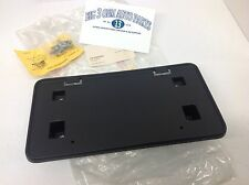 2001-2005 Chrysler PT Cruiser Front Bumper LICENSE PLATE BRACKET Kit new OEM