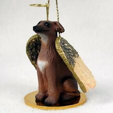ITALIAN GREYHOUND Dog ANGEL Tiny One Ornament Figurine Statue