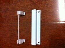 Hoover Westinghouse Dryer Door Hinge & Cover p/n 36453402 & 0045300026 0215
