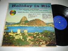 LP/ALFREDO AND HIS AMIGOS/HOLIDAY IN RIO/Sparton C33-4921
