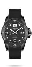 LONGINES HYDROCONQUEST ALL-BLACK CERAMIC  43MM AUTOMATIC