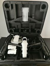 DJI Inspire 1 Pro - 4K Remote Controlled Drone x2 batteries with Case in White