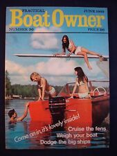 Vintage Practical boat Owner - June 1969 - Birthday gift for the sailor