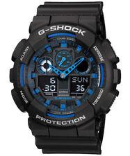 Casio Analog-digital Sport Mens G Shock Watch Ga-100-1a2