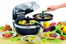 Tefal Actifry YV960120 Freidora sin aceite 2 en 1 Cocina sana 2 zonas coccion