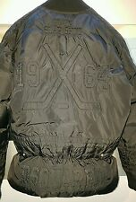 DSQUARED2 LIMITED EDITION BOMBER DOWN JACKET HOCKEY SERIES RUNWAY COLLECTION
