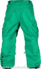 Pantalon de ski & snowboard WESTBEACH UPPERLEVEL L Snow pant vert green