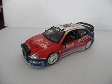1/43ième - Citroen Xsara - LOEB - Rallye monte carlo 2005