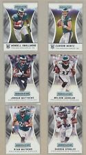PHILADELPHIA EAGLES 2016 Panini Rookies and Stars Team Set CARSON WENTZ Rookie +
