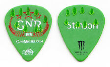 Guns N' Roses Tommy Stinson Signature Concert-Used Guitar Pick - 2012 Tour GNR