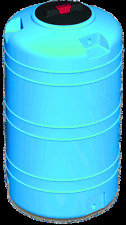 Serbatoio acqua – Serie VERTICALE LITRI 500 IN POLIETILENE