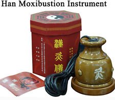 Scrapping moxibustion therapy far infrared han apparatus body electric massage
