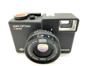 Agfa Optima Electronic Sensor mit Solitar 1:2,8/40 mm