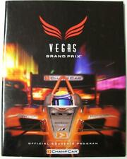 BRIDGESTONE VEGAS Grand Prix Official Souvenir Programme Sep 2007
