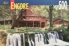 Encore 500 piece Puzzle Hodgsons Water Mill New Unopened
