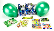 Ben 10 Party Loot Bags - Pre-Filled with Glider Toy 3D Stickers Sweets & More