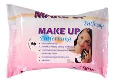 25 maquillage reinigungs-feuchttücher tous types de peaux nettoyage du visage