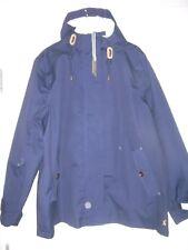 JOULES navy BNWT  waterproof Coast Coat Size 16 rrp £59.95