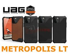 UAG Metropolis LT for Apple iPhone 12 Pro Max Leather Case Hard Back Cover