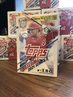 Topps 2021 Series 1 Baseball 7-Pack Blaster Box (FACTORY SEALED)
