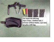 Coche Furgoneta Camión Agri Neumáticos Kit de reparación de pinchazos con 15 Cuerdas